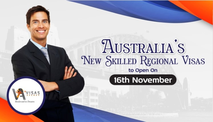 New Regional Visas of Australia to Start on 16th November- Find out the Key Benefits