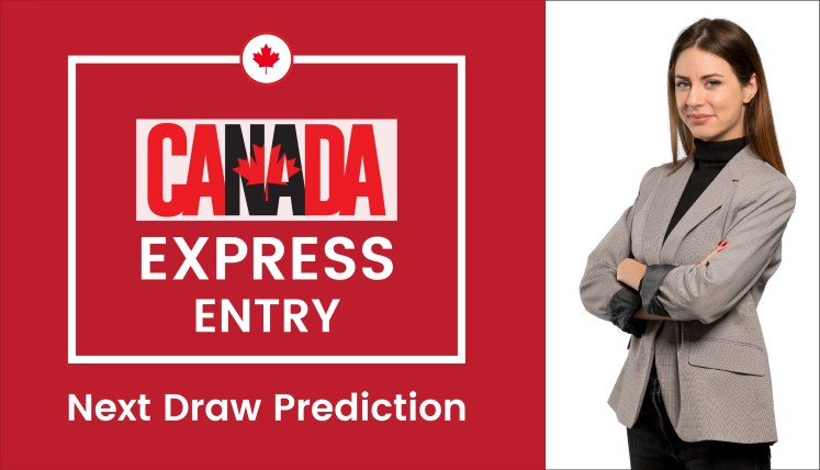Canada Express Entry Next Draw Prediction