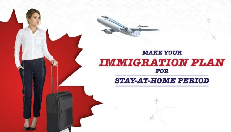 "What Should you do in ""Stay-At-Home"" Period if you are an Immigration Applicant?"