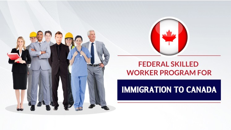 Federal Skilled Worker Program For Immigration to Canada
