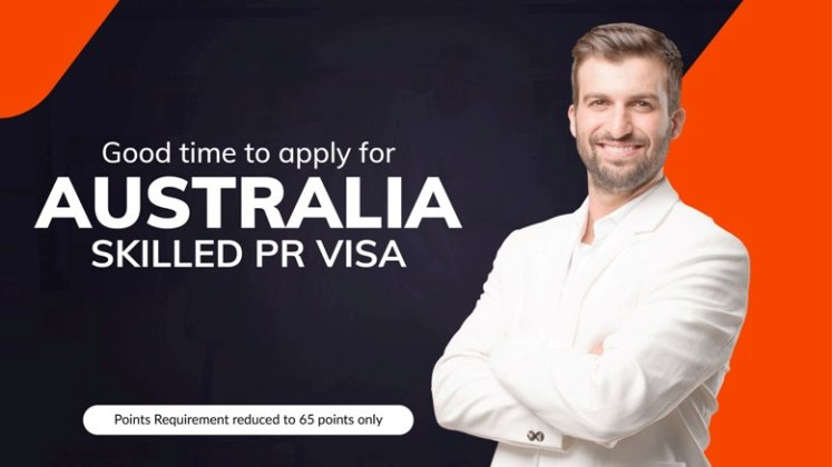 Good time to apply Australia Skilled PR visa