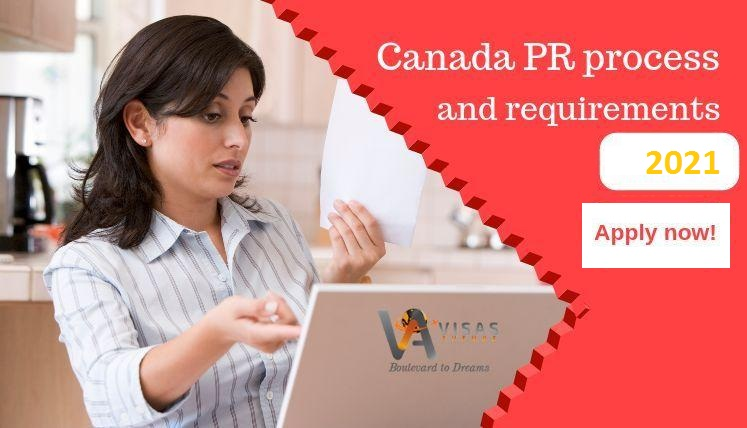 Stepwise process to apply for Canada PR in 2021