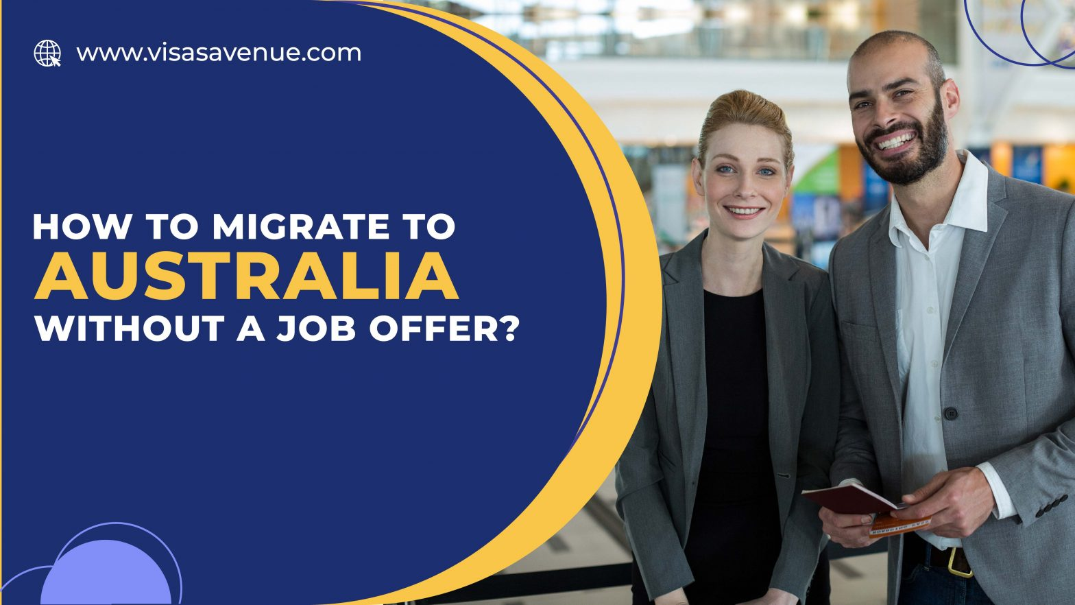 How to migrate to Australia without a job offer?