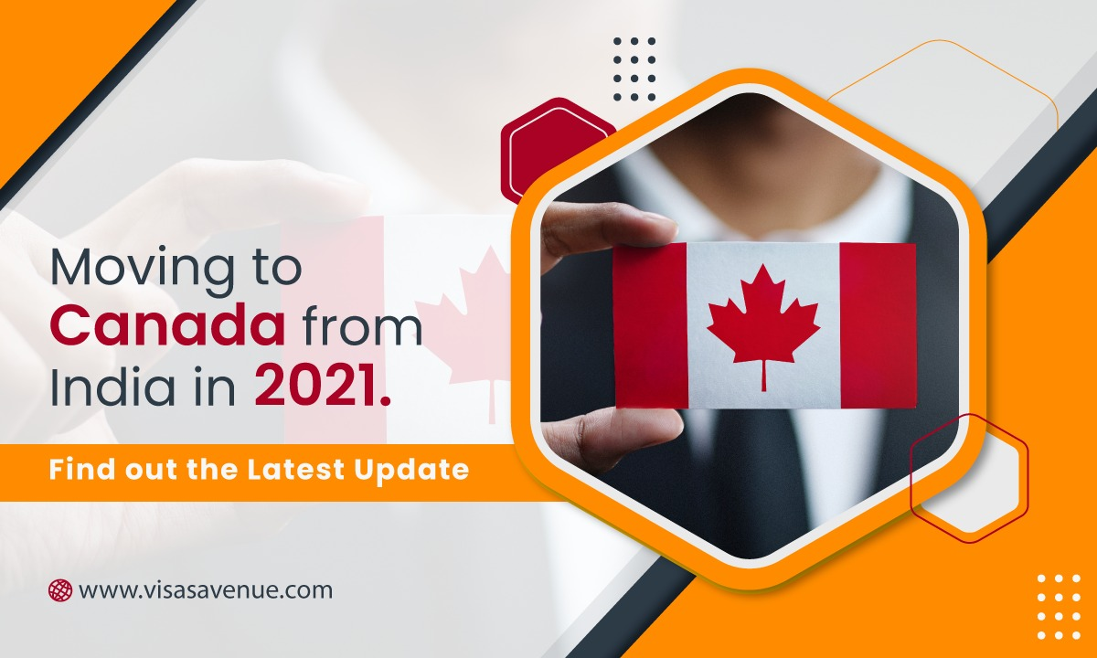 Moving to Canada from India in 2021