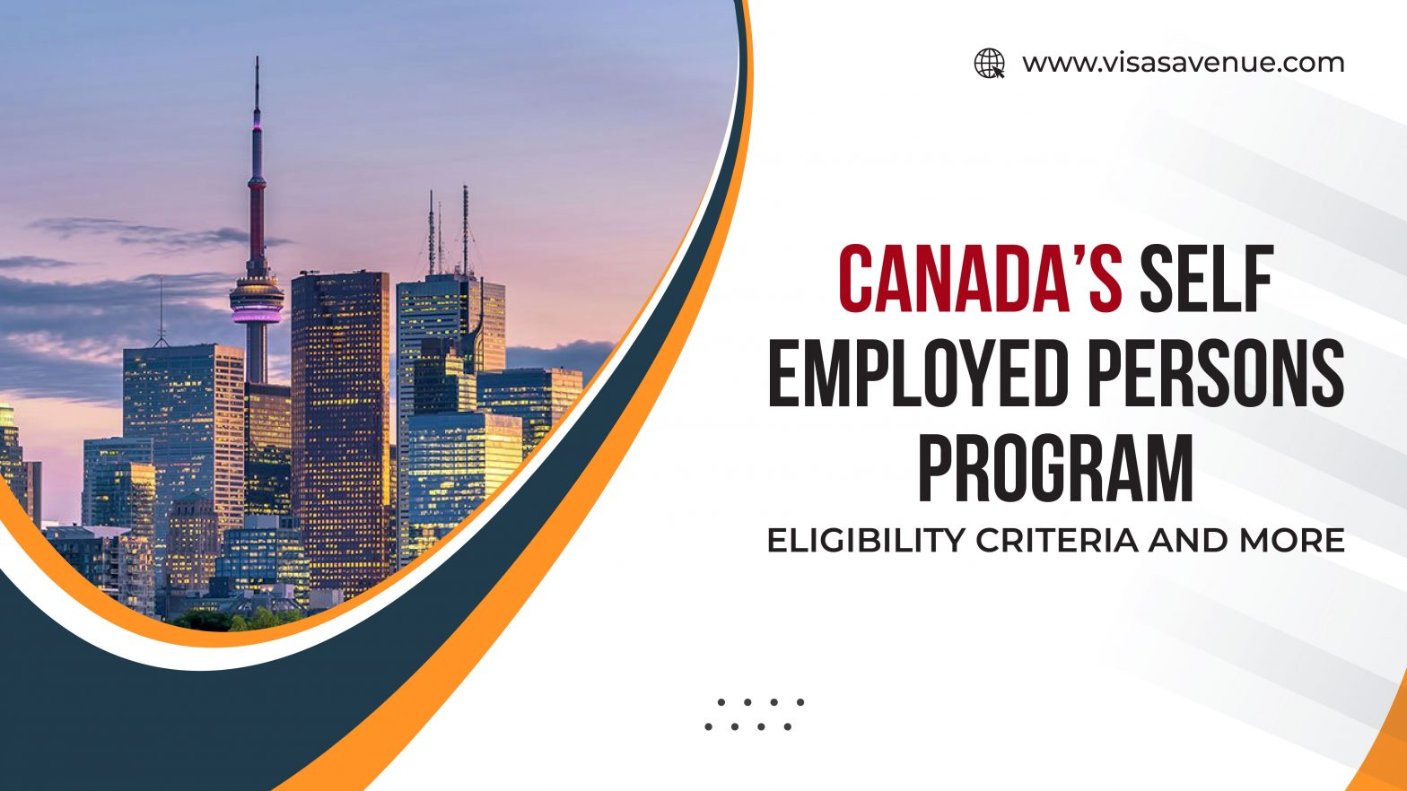 Canada's Self Employed Persons Program