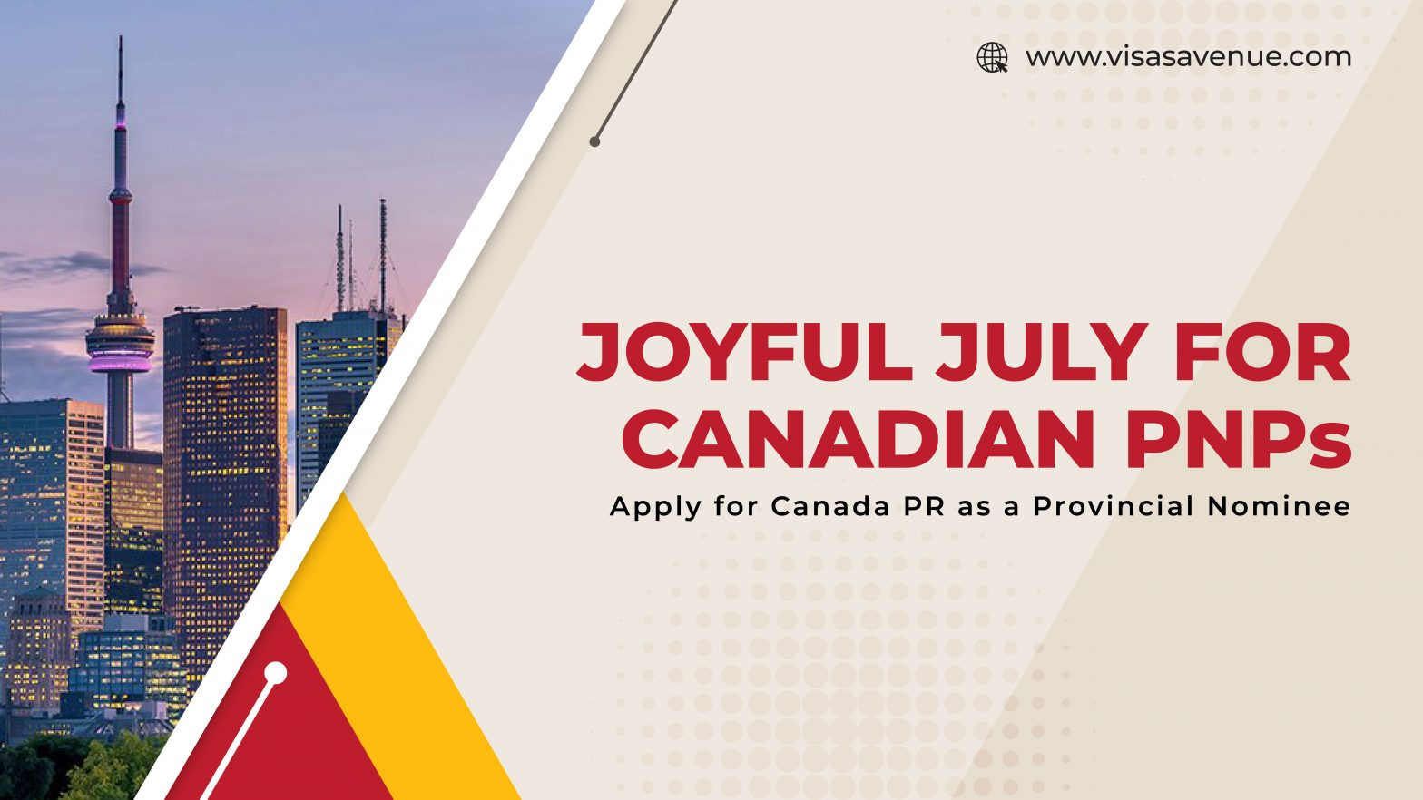 Canadian PNPs- Apply for Canada PR as a Provincial Nominee