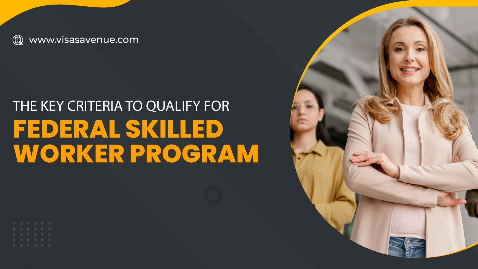 All about Canada's Federal Skilled Worker Program