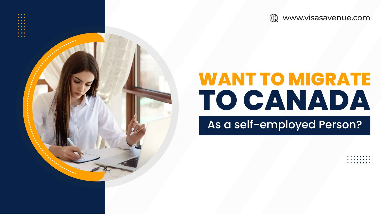 Want to migrate to Canada as a self-employed person?